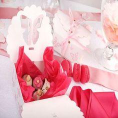 Boite à gateaux, mariage pas cher, decoration de mariage