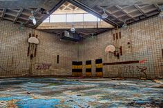 Hudson River State Hospital by dbfoto®, via Flickr Abandoned Asylums, Abandoned Places, Abandoned Hospital, Hudson River, Melancholy, Hospitals, Decay, Mental Health, Objects