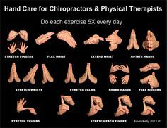 Hand Exercises for everyone