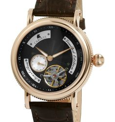 Carucci Tourbillion limited edition 300 pieces worldwide. From €1000,- for €749,- www.megawatchoutlet.com
