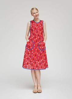 Marimekko Nopsa dress via WeeBirdy.com
