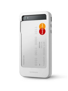 Smart Case for iPhone 4 (Insert Credit Card)
