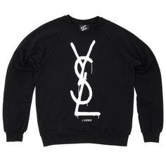Better Off Dead YS L'Homie Sweater