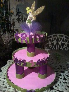 Campanita!! base para cupcakes...