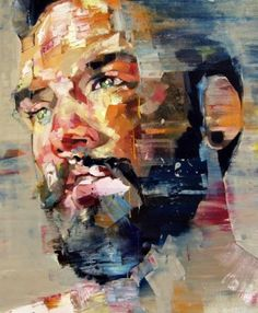 Andrew Salgado is my favourite Artist! How great is this bearded piece!? :D