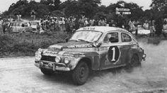 Volvo PV544 Safari Rally 1965