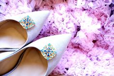 ab2ad9366cb7f 232 Best Shoe clips Manuu images in 2019 | Shoe clips, Bhs wedding ...