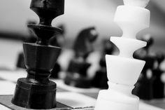 Black-and-white, Chess, Chessman, Game