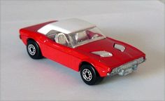 Matchbox Lesney Superfast #1 Dodge Challenger