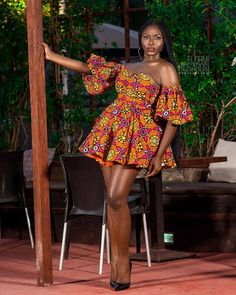 Welcome to Ankara Styles Here is a massive list of Ankara short gown styles you … African Fashion Designers, African Inspired Fashion, African Print Fashion, Africa Fashion, Fashion Prints, Modern African Fashion, Tribal Fashion, African Print Dresses, African Fashion Dresses