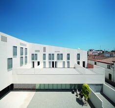Built by Batlle & Roig Architects in Vilassar de Mar, Spain with date 2011. Images by A. Flajszer. Can Bisa is a late-19th century mansion now owned by Vilassar de Mar Council. Situated on the Riera de Cabrils waterc...