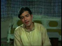 Anand - Maine Tere Liye Hi Saat Rang Ke - RIP Rajesh Khanna