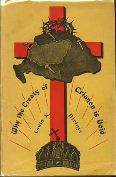 Kingdom of Hungary, irredentist anti-Treaty of Trianon poster. Map outline on cross shows borders. Hungary History, Map Outline, Folk Fashion, Eastern Europe, Coat Of Arms, Old World, Animals And Pets, American Girl, Language