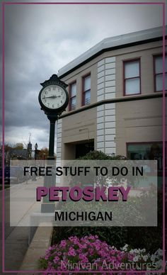 Five Free Things To Do In Petoskey