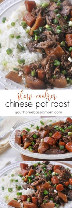 Slow Cooker Asian Po