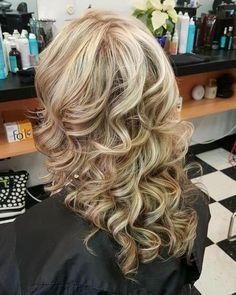 love her curls