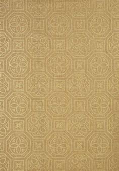 ALEXANDER, Metallic Gold on Beige, T10002, Collection Neutral Resource from Thibaut