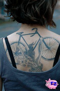 Bikes and fairies