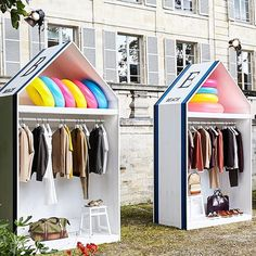 WEBSTA @ berluti - Beach cabins presentation of our #SS17 Collection  #Berluti #PFW