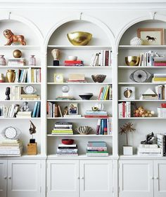 Feng Shui shelves