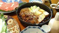 Kansai-Style Sukiyaki