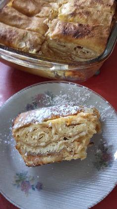 This no all / Disznóól - KonyhaMalacka disznóságai: Bécsi túrós palacsinta Crepe Cake, Mille Crepe, Crepes, Pancakes, French Toast, Breakfast, Dutch, Recipe, Food