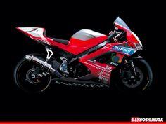 2006 GSX-R1000 Yoshimura Scheme Rairings