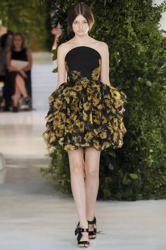 Delpozo Spring/Summer 2014 Ready to Wear Collection