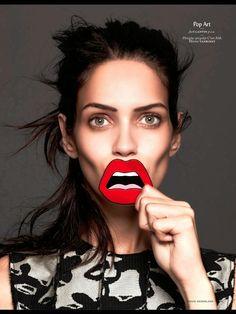 Amanda Wellsh in Lanvin by Ishi for Vogue NE December 2014