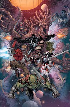 Guardians of the Galaxy | #comics #marvel