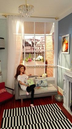 Plush animals houses, all aspects conventional timber residences to actually Barbie Dreamhouses. Barbie Room, Barbie Doll House, Barbie Life, Barbie Dolls, Modern Dollhouse Furniture, Diy Barbie Furniture, Barbie Diorama, Barbie Fashionista Dolls, Doll Display
