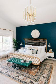 Small Master Bedroom Ideas (25)