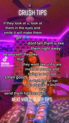 Guy Advice, Crush Advice, Life Advice, Teen Life Hacks, Life Hacks For School, Useful Life Hacks, Beauty Tips For Glowing Skin, Health And Beauty Tips, Beauty Routine Checklist