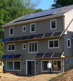 Is Landscaping Tax Deductible Solar Panel Cost, Solar Panels For Home, Best Solar Panels, Pv Panels, Passive Solar Homes, Window Awnings, Landscaping Jobs, Landscaping Design, Solar Projects