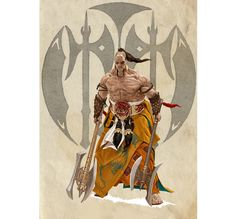 Bushi del Clan Sol.