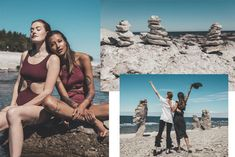 Join Swedish popstars Icona Pop on Gotland – the island where they come to breathe fresh air and dance the pain away. Icona Pop, Mount Rushmore, Culture, Dance, Pictures, Travel, Inspiration, Breathe, Join
