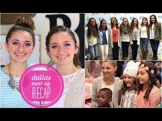 Dallas Meetup Recap #dallas #meetup #brooklynandbailey #youtube