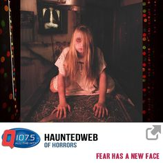 Hauntedweb of Horrors!! Voted the Best Haunted House in Memphis. more info at http://Q1075.com