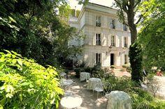 Les terrasses les plus chics de Paris - Hotel Particulier