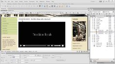 Incorporate #HTML5 video into your webpages using #Adobe #DeramweaverCC. Check out Total Training to learn how!
