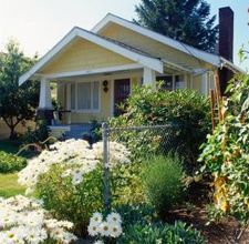 Bungalow landscaping on pinterest victorian front garden bungalow