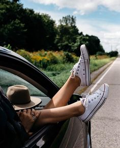 UORoadTrip: Converse + Road Trip = : ) #UrbanOutfitters #UOEurope #UORoadTrip