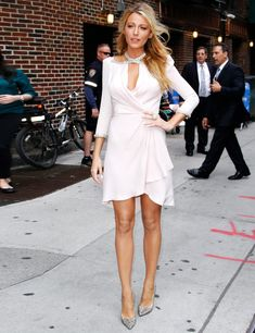 Blake Lively's Style File