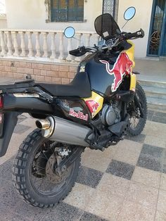 Super Tenere, Trail Motorcycle, Red Bull, Cars And Motorcycles, Motorbikes, Honda, Fishing, Africa, Adventure