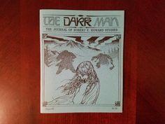 Book Haul/Spotlight – The Dark Man: The Journal of Robert E. Howard Studies #3