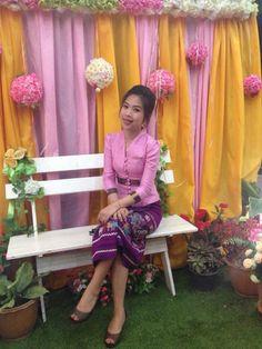 Lao wedding