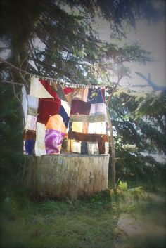 tiny theater by ann wood Ann Wood, Clever Kids, Outdoor Theater, Outdoor Classroom, Forest Fairy, Projects For Kids, Wood Art, Fairy Tales, Birds