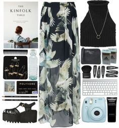 """""""but tell me why they treat me like this?"""" by annamari-a on Polyvore"""