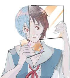 Группы - Форум Evangelion Not End Neon Genesis Evangelion, Sad Anime, Kawaii Anime, Anime Art, Rei Ayanami, Yui Ikari, Hideaki Anno, Good Anime Series, Otaku