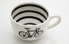 #mug # Stripes #bike